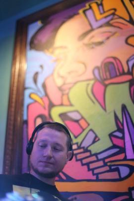 make noise art show djgoodgrief