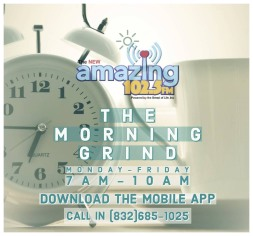 dj good grief morning grind 1025 amazing